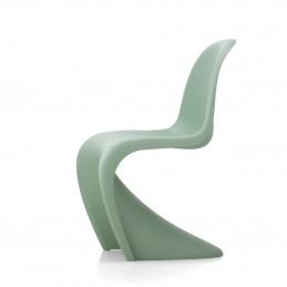 Plastikowe krzesło Panton soft mint Vitra