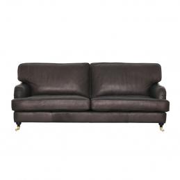 Sofa Howard Sits tapicerowana skórą