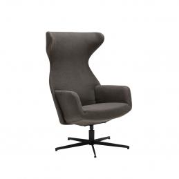 Fotel ISA RELAX na obrotowej podstawie-  Sits