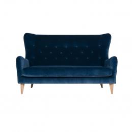 Sofa Pola Sits tapicerowana tkaniną