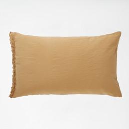 Poszewka Sintra Mustard 50x80cm take a NAP