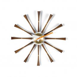 Zegar ścienny Spindle George Nelson Vitra