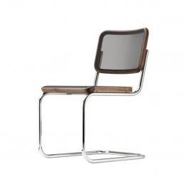 Na płozach - krzesło S 32 N Thonet