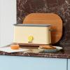 Żołty toster Sowden z pokrętłem od HAY
