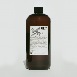Płyn do mycia rąk i ciała Nr 069 Lemongrass L:A BRUKET