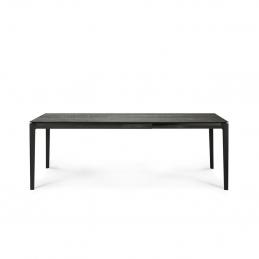 Stół rozkładany dębowy Bok Black Ethnicraft