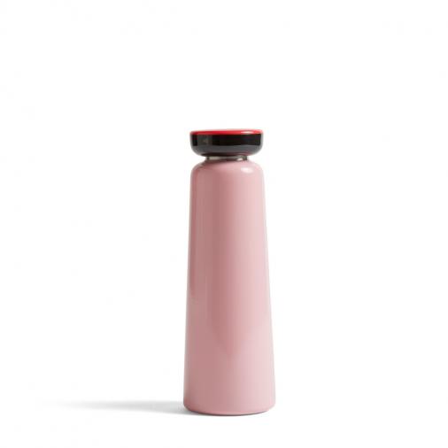 Butelka wielorazowa Sowden 350ml Light Pink HAY