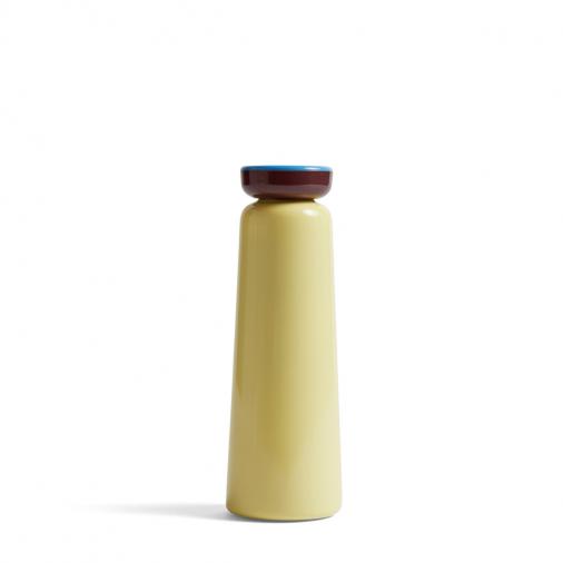 Butelka wielorazowa Sowden 350ml Light Yellow HAY