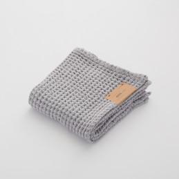 Ręcznik Aura 50x100 Silver take a NAP