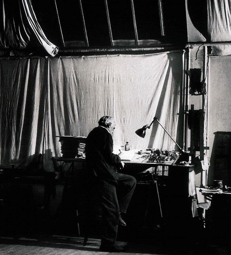 Georges Braque, Paris 1946