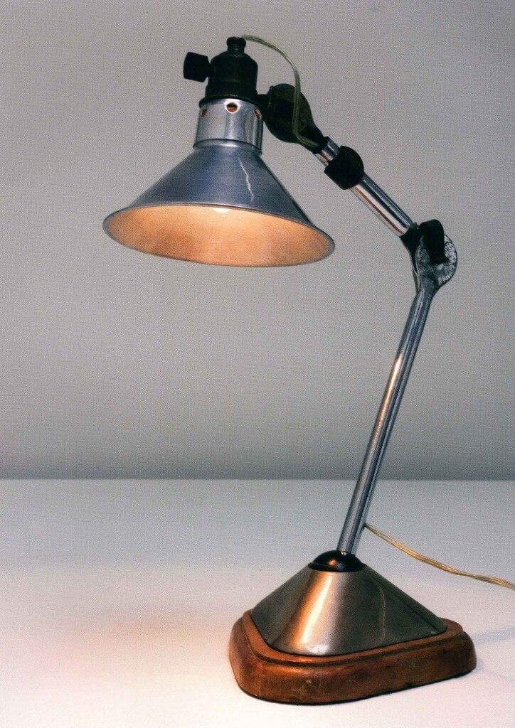 lampa gras
