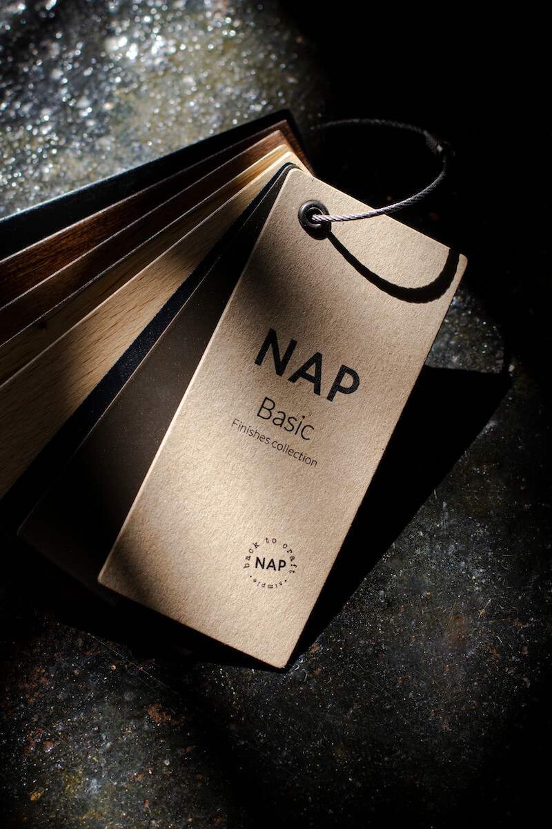 wzornik tkanin NAP
