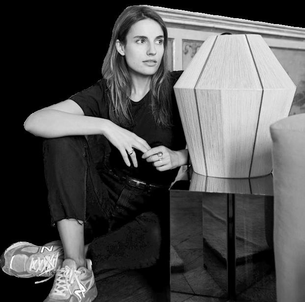 Ana Kraš w projekcie dla HAY