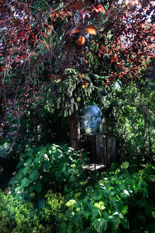 Relaks zaczyna się w ogrodzie