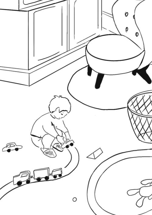 Gabriela Wójcik - Pokój zabaw