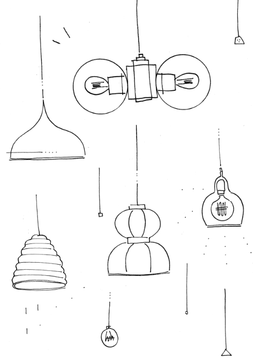 Zofia Różycka - Lampy
