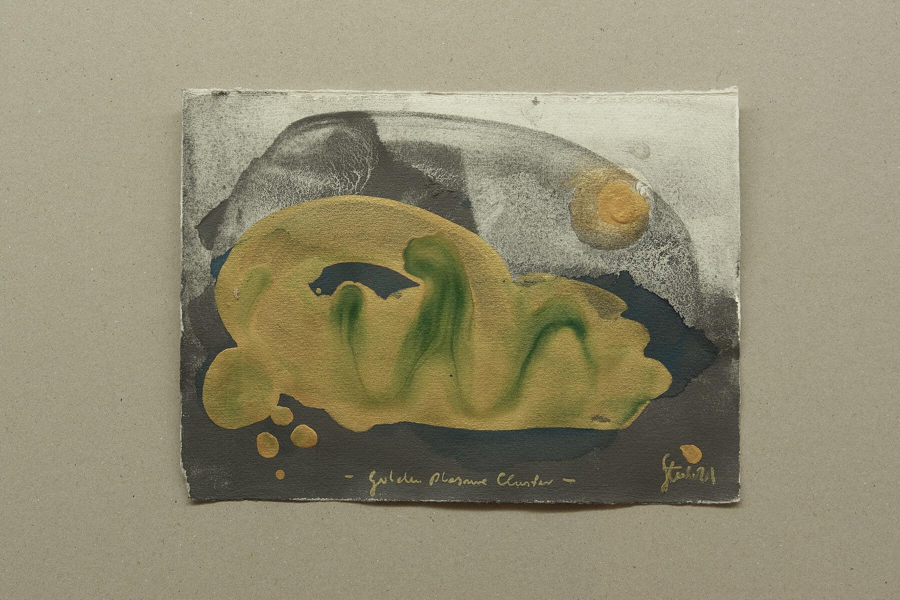 Marianna Stuhr - Golden Pleasure Cluster