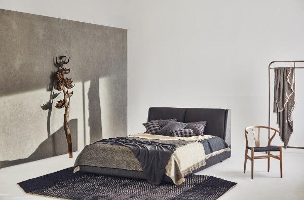 Łóżko Tube NAP 160 cm