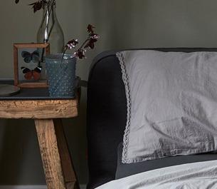 Na dobry sen: tkaniny w sypialni