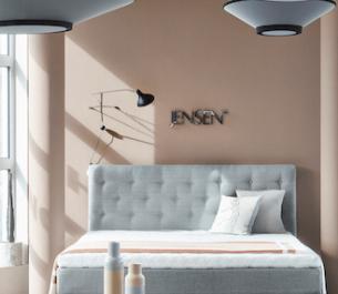 Nowe łóżka Jensen w salonie NAP Jagielska