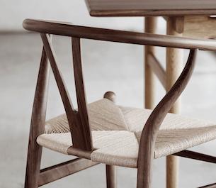Historia jednego produktu: Wishbone Chair | Carl Hansen & Søn